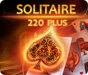 Solitaire 220 Plus Game Featured Image