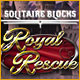 Solitaire Blocks: Royal Rescue Game