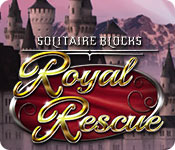 Solitaire Blocks: Royal Rescue Game Featured Image