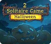 Solitaire Game Halloween 2 for Mac Game