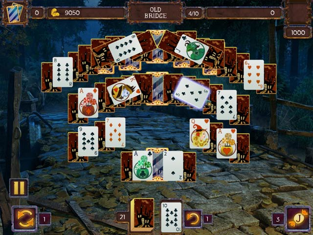 Solitaire game halloween free download full version for Big fish games free download full version