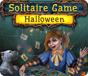 Solitaire Game: Halloween Game Featured Image