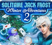 Solitaire Jack Frost: Winter Adventures 2 Game Featured Image