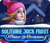 Solitaire Jack Frost: Winter Adventures Game Featured Image