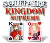 Solitaire Kingdom Supreme Game Featured Image