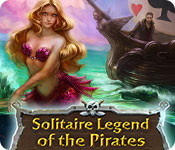 Solitaire Legend of the Pirates for Mac Game
