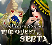 Solitaire Stories: The Quest for Seeta for Mac Game
