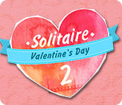 Solitaire Valentine's Day 2 Game Featured Image