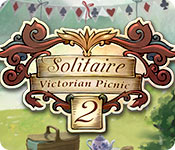 Solitaire Victorian Picnic 2 Game Featured Image