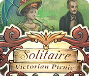 Solitaire Victorian Picnic Game Featured Image