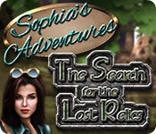Sophia's Adventures: The Search for the Lost Relics Game Featured Image