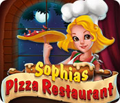 Sophia's Pizza Restaurant Game Featured Image