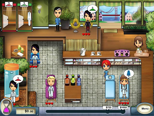 Click To Download Spa Mania
