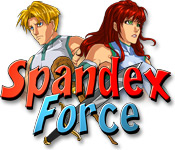 Spandex Force Game Featured Image