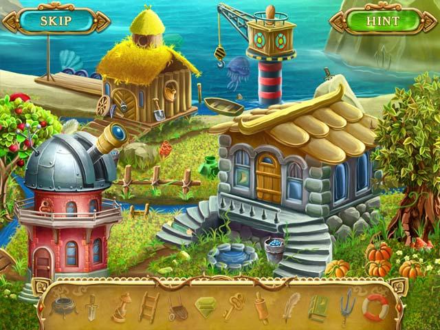 Spellarium 3 Game - 110 match3 levels