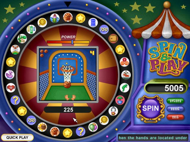 Gra Spin and Play Gra Bezpłatne