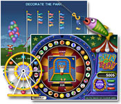 Spin and Play Game