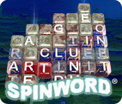 Spinword Feature Game