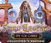 Buy PC games online, download : Spirit Legends: Time for Change Collector's Edition