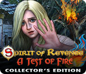 Spirit of Revenge: A Test of Fire Collector's Edition for Mac Game