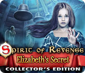 Spirit of Revenge: Elizabeth's Secret Collector's Edition for Mac Game
