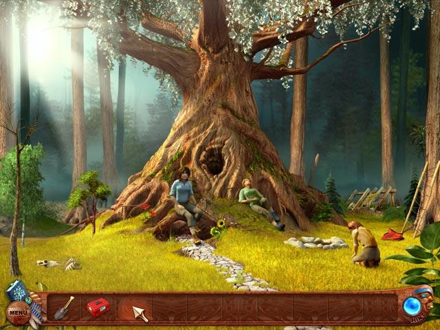 Gra Spirit Walkers: Curse of the Cypress Witch Gra Bezpłatne