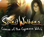 Spirit Walkers: Curse of the Cypress Witch casual game - Get Spirit Walkers: Curse of the Cypress Witch casual game Free Download