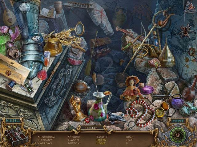 Gra Spirits of Mystery: Amber Maiden Collector's Edition Gra Bezpłatne