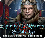 Spirits of Mystery: Family Lies Collector's Edition for Mac Game