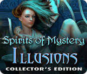 Spirits of Mystery: Illusions Collector's Edition Game Featured Image