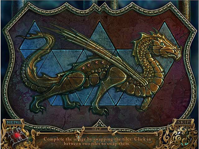 Gra Spirits of Mystery: Song of the Phoenix Collector's Edition Gra Bezpłatne