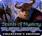 Spirits of Mystery: The Dark Minotaur Collector's Edition Game Featured Image