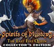 Spirits of Mystery: The Last Fire Queen Collector's Edition Game Featured Image