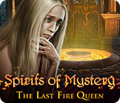 Spirits of Mystery: The Last Fire Queen Game Featured Image