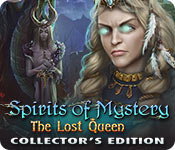 Spirits of Mystery: The Lost Queen Collector's Edition Game Featured Image