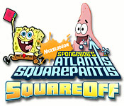 SpongeBob Atlantis SquareOff Feature Game