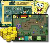 SpongeBob Atlantis SquareOff Game