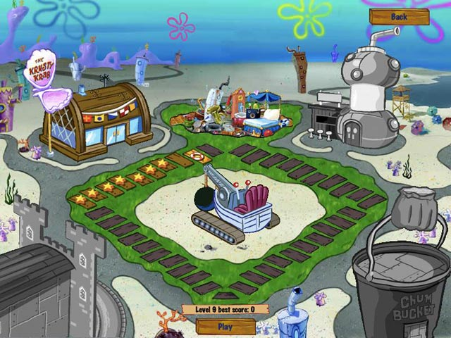 Click To Download SpongeBob SquarePants Diner Dash 2