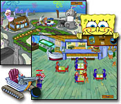 SpongeBob SquarePants Diner Dash 2 Game