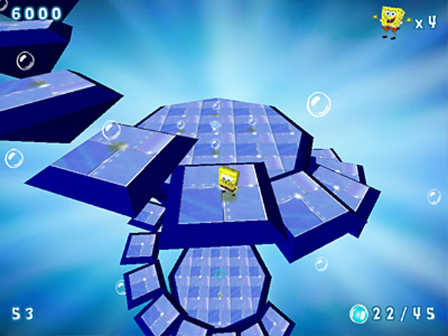 SpongeBob SquarePants Obstacle Odyssey 2 Screenshots