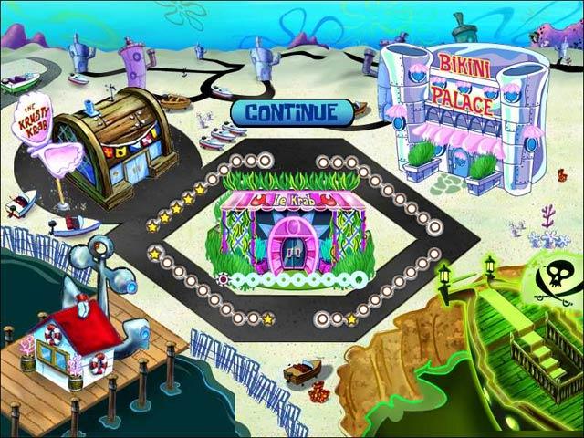 Bezpłatne pobieranie SpongeBob SquarePants Diner Dash