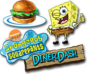 SpongeBob SquarePants Diner Dash Game Featured Image
