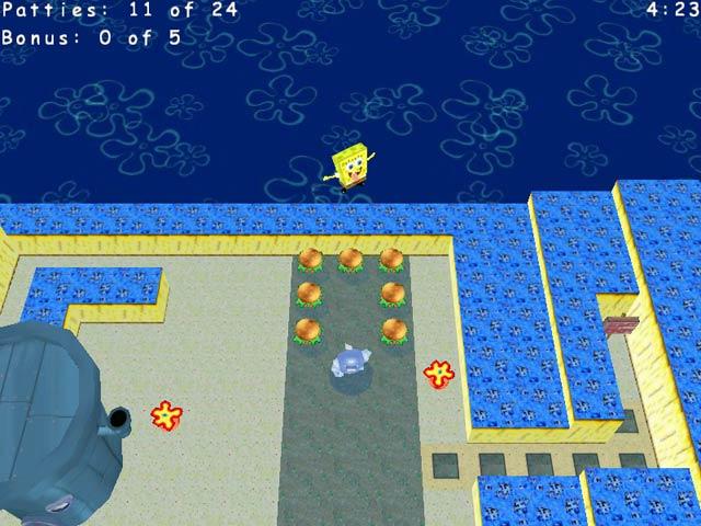 Bezpłatne pobieranie SpongeBob SquarePants Krabby Quest