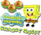 SpongeBob SquarePants Krabby Quest Feature Game