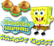 SpongeBob SquarePants Krabby Quest Game Featured Image