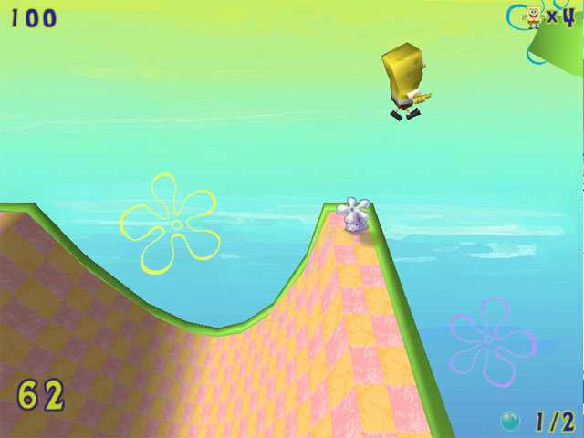 Click To Download SpongeBob SquarePants Obstacle Odyssey