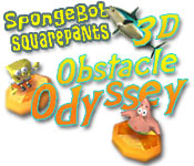 SpongeBob SquarePants Obstacle Odyssey Game Featured Image