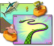 download SpongeBob SquarePants Obstacle Odyssey free game