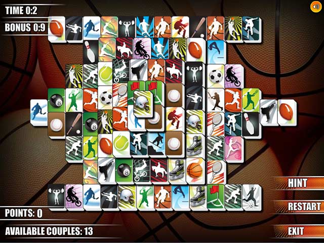 Download Sport Mahjong