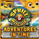 Free online games - game: Sprill and Ritchie: Adventures in Time